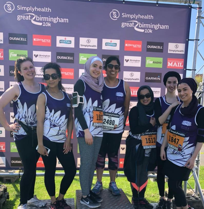 Simply Health Great Birmingham 10K – 26th May 2019