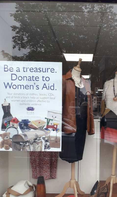 BSWA Charity Shops